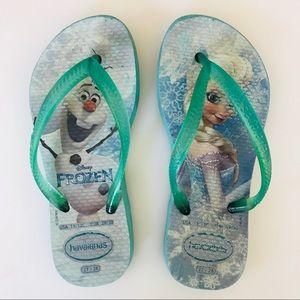 Havaiana Girls Flip Flops